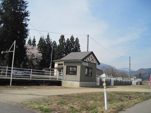 「福島・会津露天風呂旅行」(2010年GW)その9「湯倉(ゆぐら)温泉共同浴場」