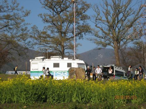 長野県 ~ 飯山の菜の花まつり ~