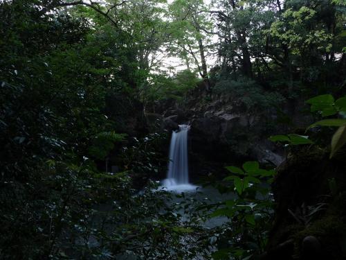 『十戸の滝』と『ホテルKOSHO』宿泊記◆2010年5月・兵庫県北部の滝めぐり【その6】