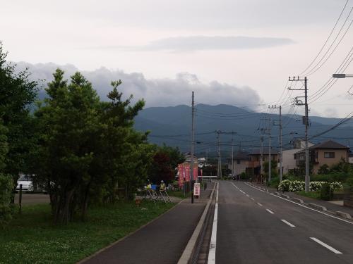 開成町 遅れて咲いた 紫陽花祭り (上)