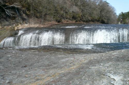 吹割の滝と老神温泉