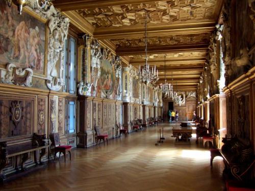 フォンテーヌブロー宮殿の画像 p1_14