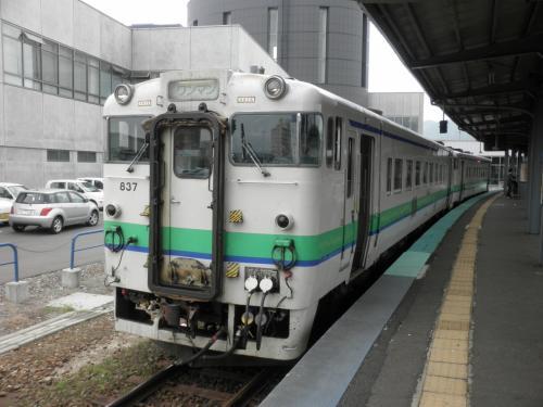 3年ぶりの国内旅行・最終部・ローカル列車の旅