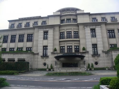 『ホテルグランドティアラ春日井』宿泊記(愛知県春日井市)