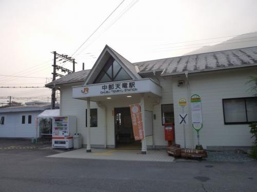 """県境のまち1008 「""""秘境駅""""小和田」  ~愛知&静岡&長野~"""