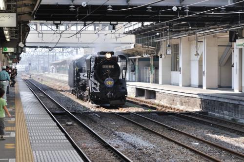 SLみなかみ号を見に、群馬県高崎駅-水上駅まで乗り鉄と撮り鉄の旅!
