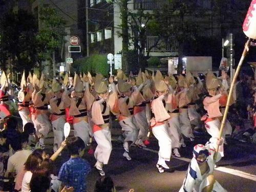 東京 高円寺 阿波おどり 2010 −2