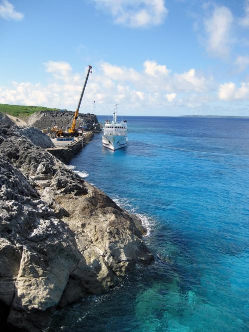 南の東の北にある小さな島の旅 -2010(北大東島)-