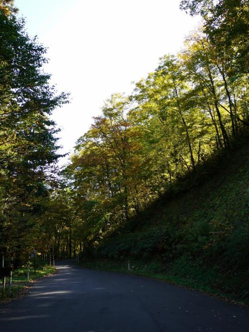2010秋旅② ~行ってきました♪スヌーピーの滝&八幡平アスピーテライン~