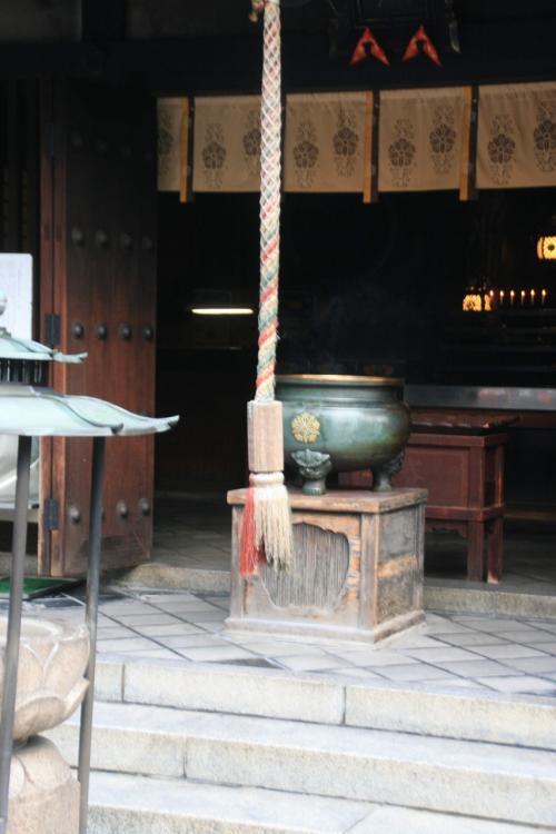 小さな街・小さな旅:生駒市・宝山寺を訪ねて