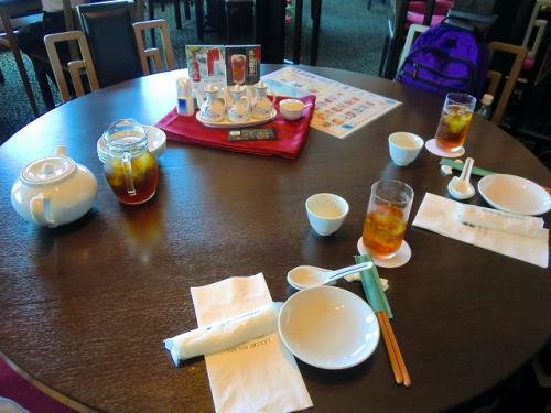 ☆関西美味しんぼう 「Busyな空港で、ゆったり&まったり、桃李の飲茶オーダー・バイキング」☆