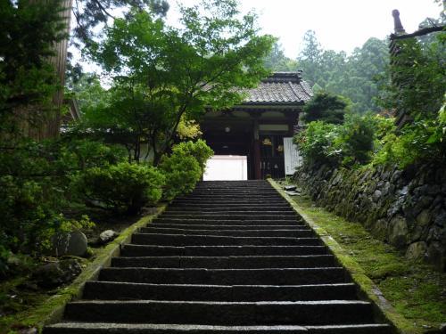 越後の古刹。滝谷慈光寺を訪ねて