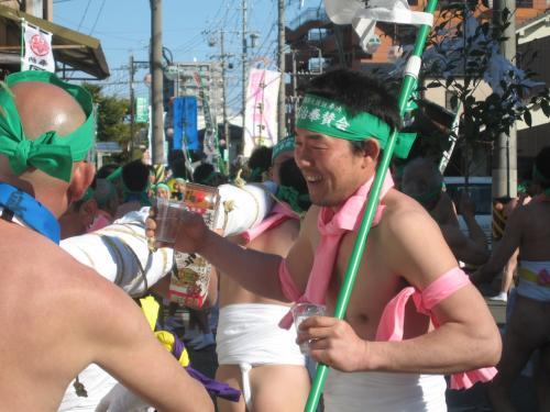 国府宮はだか祭り!2011☆