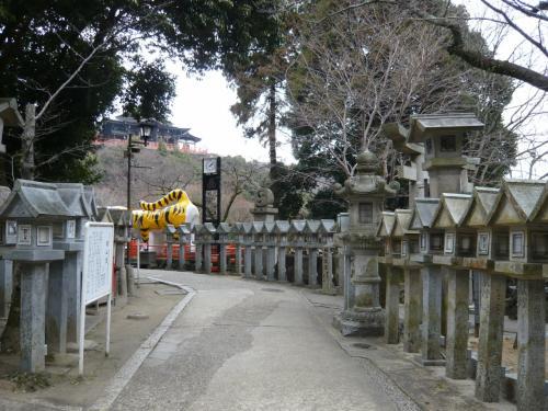 奈良 春を呼ぶ修二会と斑鳩 その3