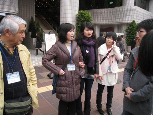 110315留学生のためのトヨタ宮田工場・北九州エコタウン見学会