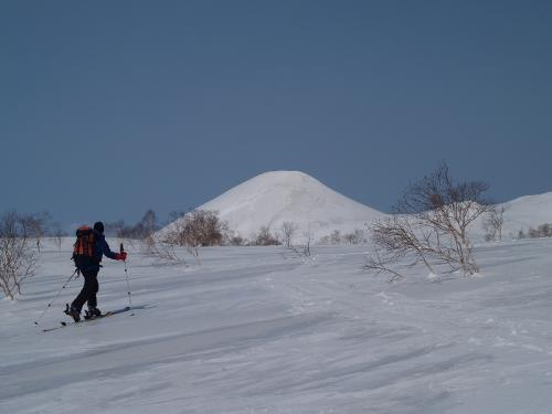 シャクナゲ岳登山