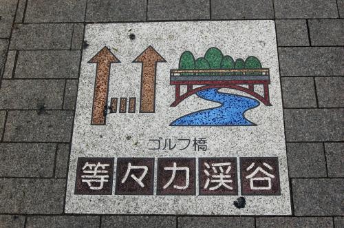 東京ぶらぶら 桜を求めて 等々力渓谷 2011