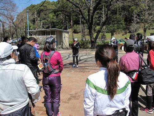 パワースポットを巡るランニング 代々木八幡から靖国神社まで