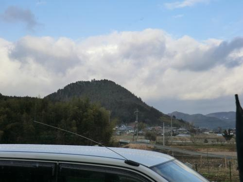 101京丹波町 秘密基地 3月は仕事始め・・・