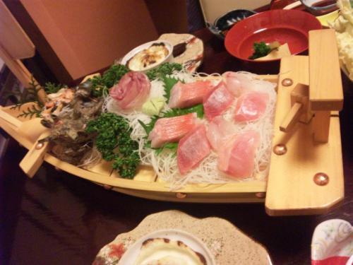 食い道楽金目鯛旅行~食欲のままに~