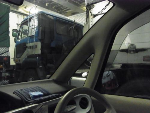 松山に一泊、伊方原発と佐田岬を車で旅行。