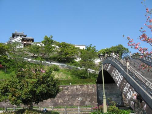 福知山城・出石城・竹田城・篠山城 (城崎宿泊)