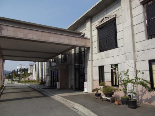 山形県 上山温泉【ニュー村尾】と上山城の桜