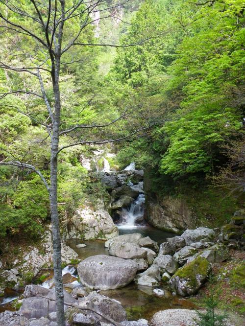 再訪!日本の滝百選『笹の滝』◆奈良県十津川村の滝めぐり【その3】