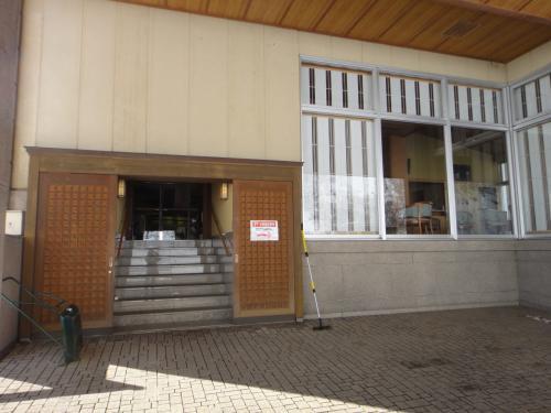 雪見で姫川温泉 ホテル国富翠泉閣