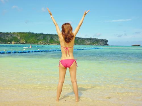 沖縄旅行記 ANAインターコンチネンタル万座ビーチリゾートでばたばた