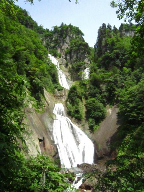 滝ハンター♪『日本の滝百選』から北海道東川町『羽衣の滝』