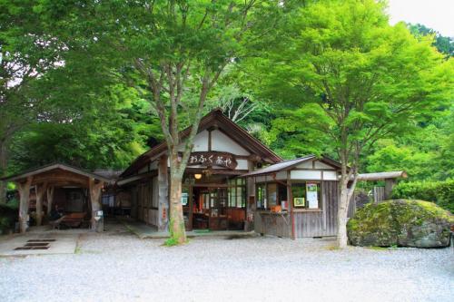 三重 松阪の波瀬植物園と松阪城跡