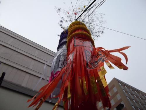 青森県 八戸市 七夕祭り