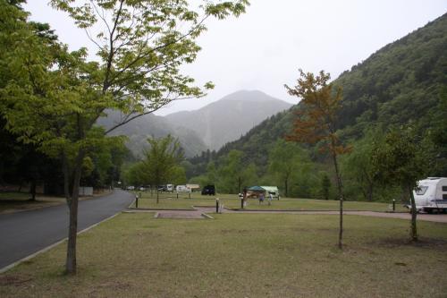 GWキャンプ ~ランドローバーEXキャンプ場 早川町~