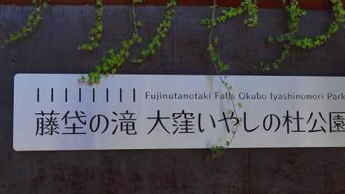 藤垈(ふじぬた)の滝