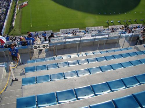 2011 J1-第3節 横浜vs磐田 @ヤマハスタジアム(スタジアム直行直帰の旅)