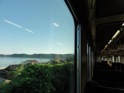 ローカル線で行く山陰の旅・その2(石見銀山と三江線)