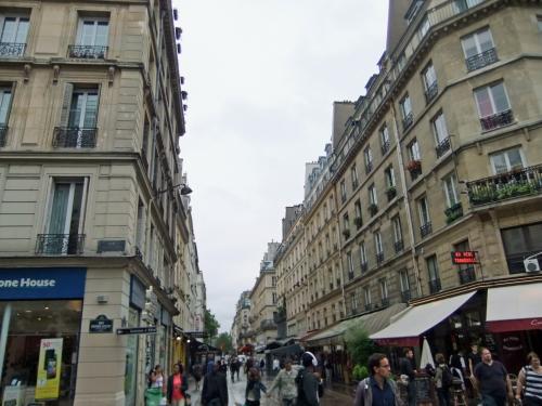 パリ&ロンドン 2011夏 レ・ミゼラブル(ああ無情)を辿りながら寄り道街歩き