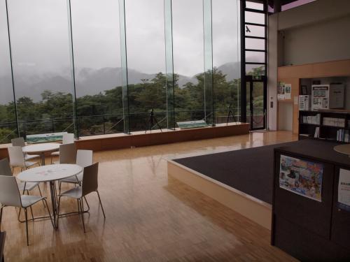 箱根ビジターセンターと仙石原のフレンチ ル・ヴィルギュルさんでの美味しいランチ 2011年8月