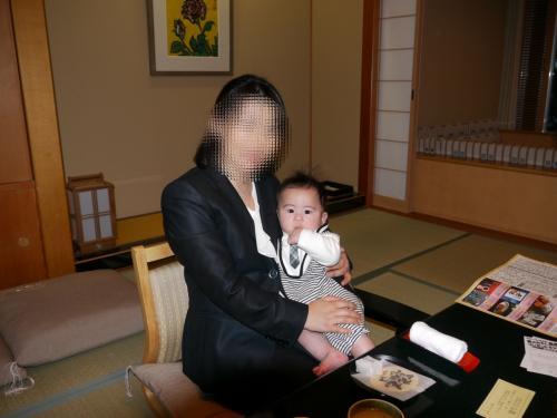 2011冬~夏/皆生温泉/旅館デビュー5ヶ月~海デビュー10ヶ月