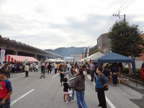 鶴見豊魚祭