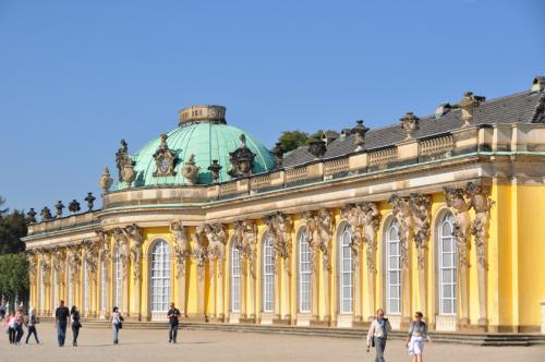 サンスーシ宮殿の画像 p1_9