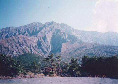 90年代の弾丸離島の旅1997.1  「闘牛と合計特殊出生率No.1の島」   ~徳之島・鹿児島~