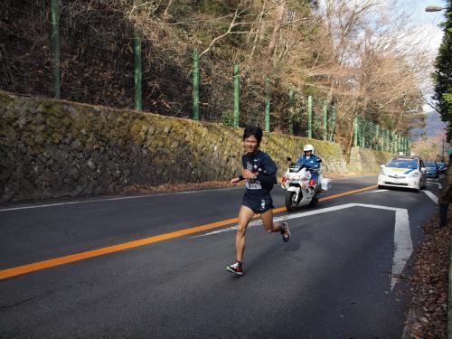 2012年1月2日 第88回箱根駅伝 今年も往路5区の山登り 東洋大 柏原竜二選手をはじめ、全選手を応援!