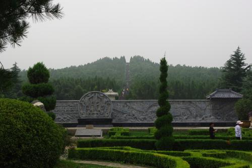 秦始皇帝陵及び兵馬俑坑の画像 p1_11