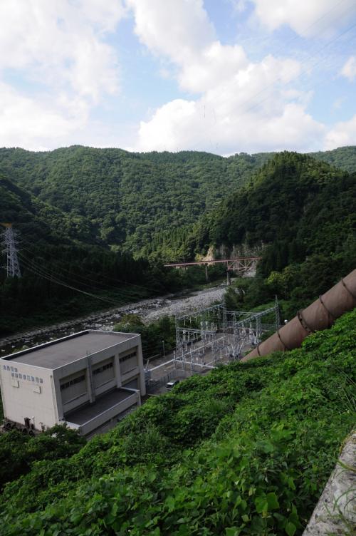福井IC→九頭竜湖登坂ドライブ(福井県)