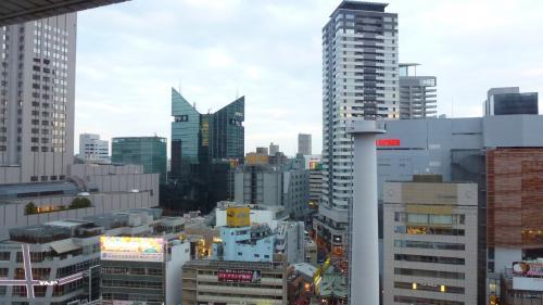 新阪急ホテルアネックスとお正月...