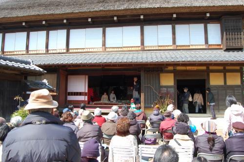 神奈川探訪(24) 横溝屋敷その3(ひなまつり編)