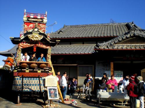 2012年の始まりは本庄七福神めぐり♪