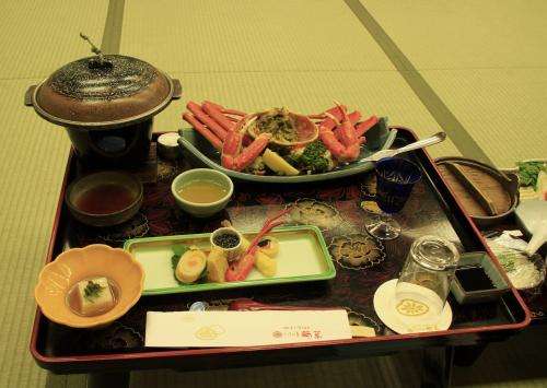 島根県・安来★カニ食べて足立美術館。最後はB1優勝「ひるぜん焼きそば」